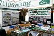 WWA in the BASC marquee at Lowther